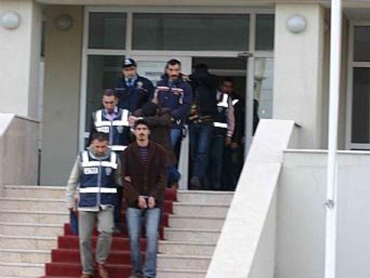 Iğdır'da terör örgütü yandaşı 11 kişi tutuklandı