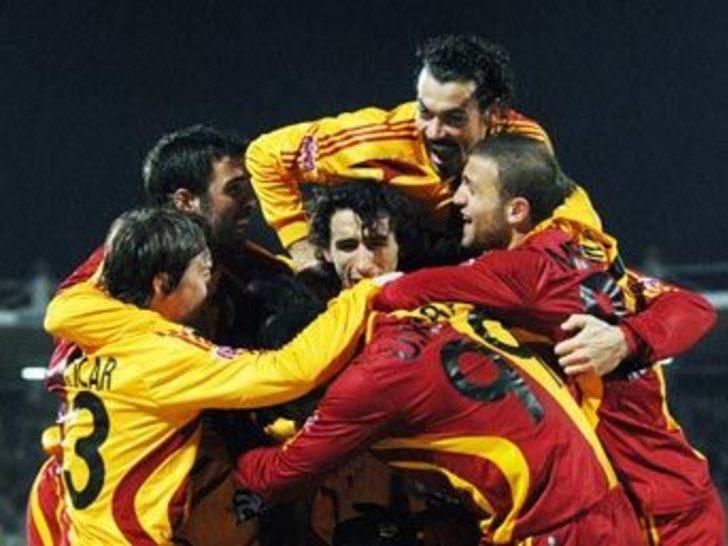 Galatasaray'a 1 maç seyirci cezası