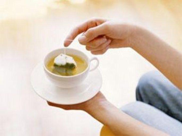 Menopoza bitki çaylı çözüm