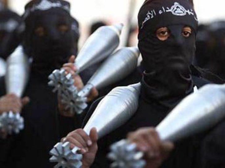 Hamas geçici ateşkeste roket fırlatmayacak