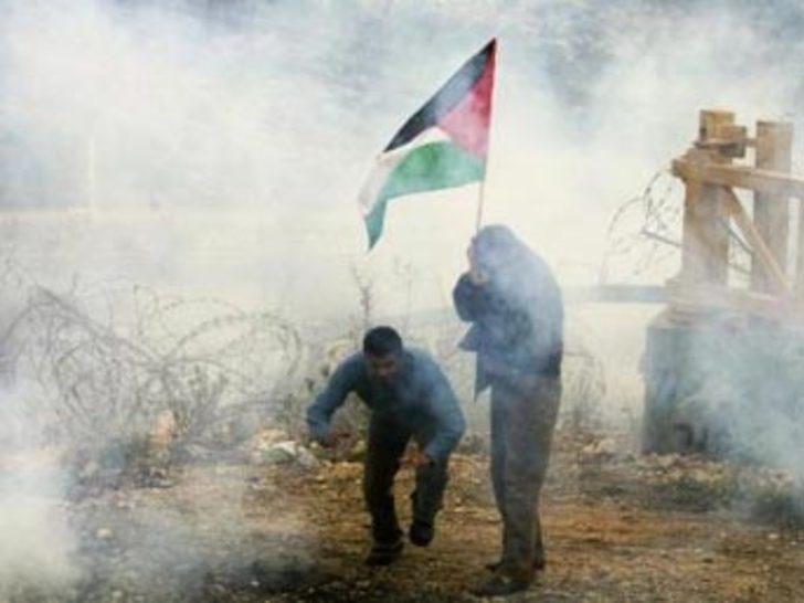 Kudüste Cuma namazı sonrası çatışma çıktı