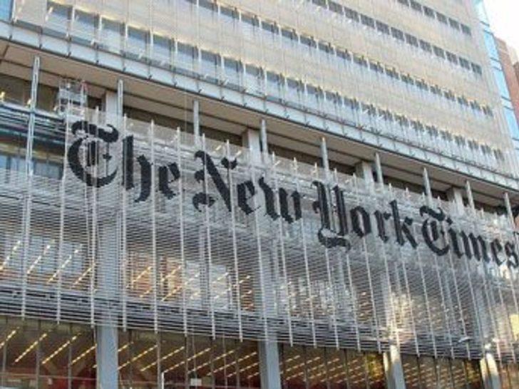 The New York Times'ta iflas korkusu