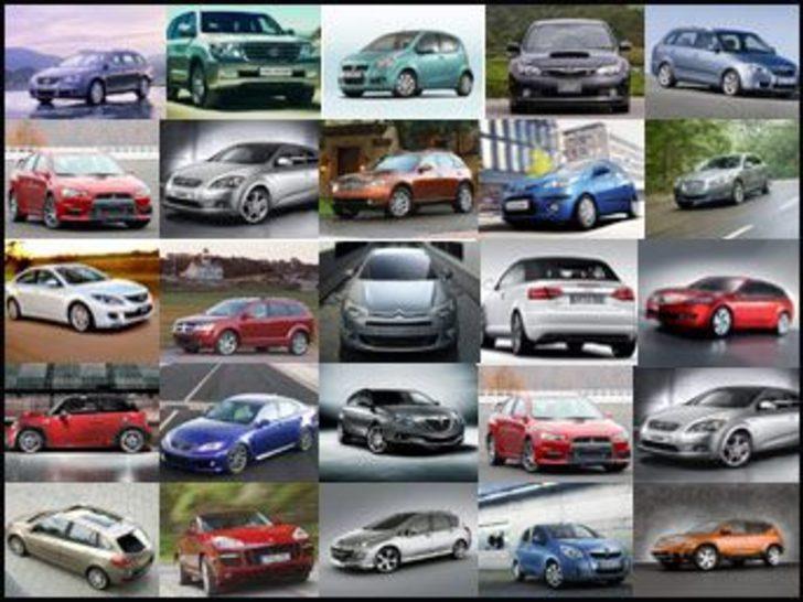 Otomotiv üretiminde artış