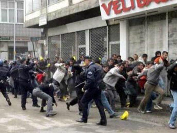 Siirt'te olaylı nevruz