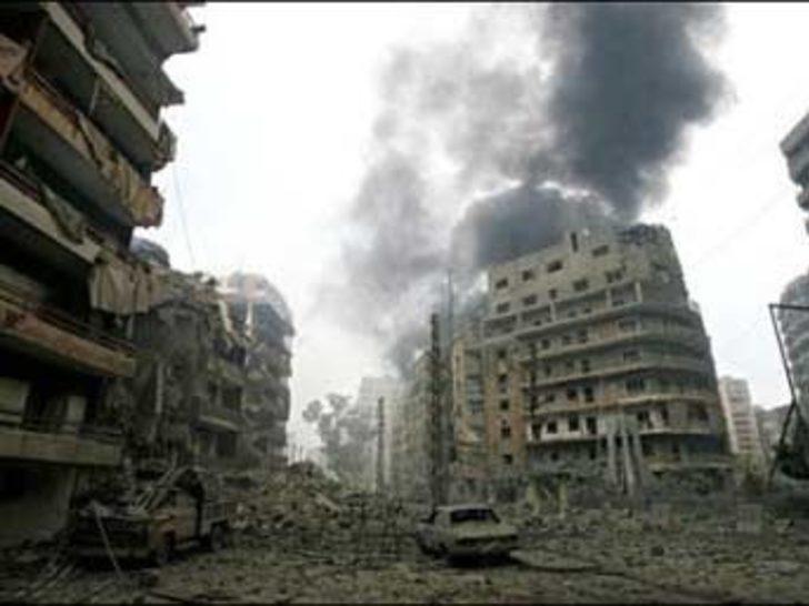 Gazze'de alışveriş merkezi vuruldu: 5 ölü, 40 yaralı