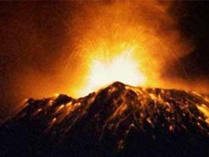 Patlarsa dünyada volkanik kış başlayacak