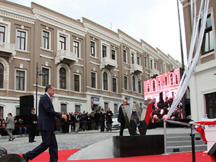 İstanbul'daki tarihi binalar otele çevrilecek