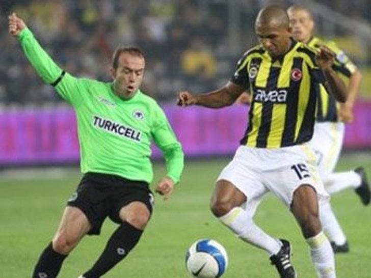 Konyaspor 1 - 4 FB