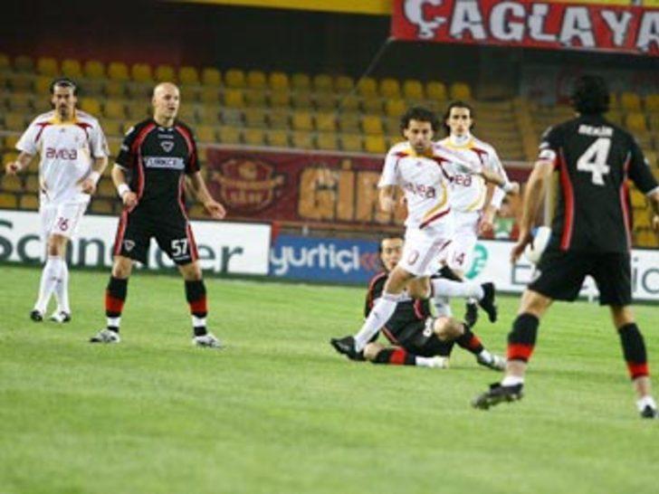 Ali Sami Yen'de sessiz sedasız gece: 0-0