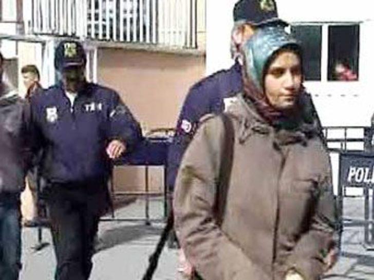 Vekilin kızına PKK gözaltısı