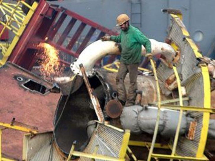 Tuzla tersanesinde kaza: 5 işçi yaralı