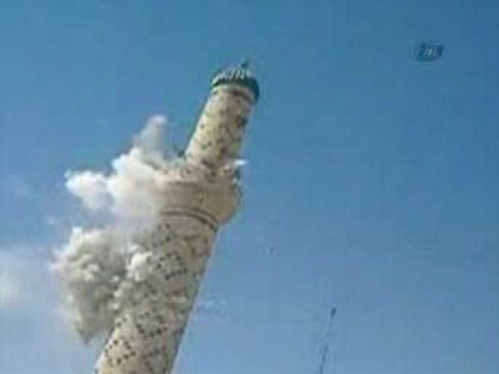 ABD askerinin yeni oyunu 'minare vurmaca'