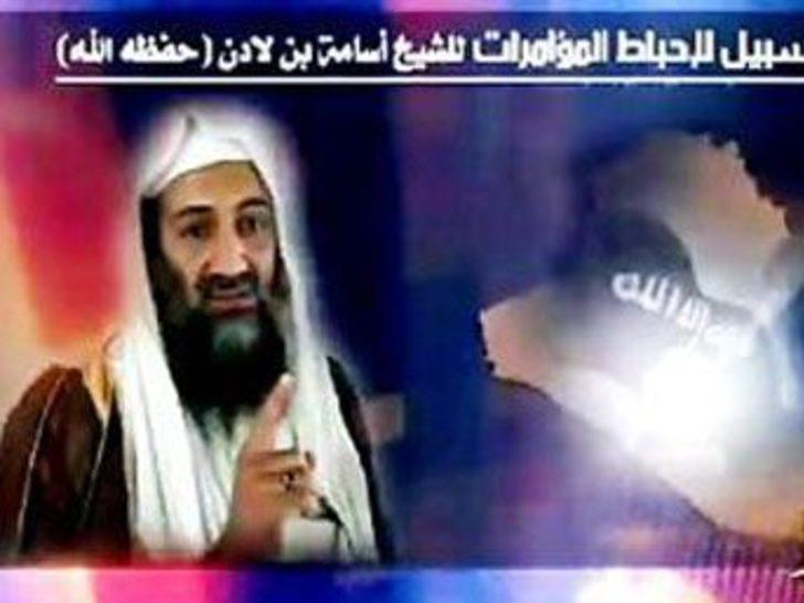 Bin Ladin'in internetten yeni ses kaydı