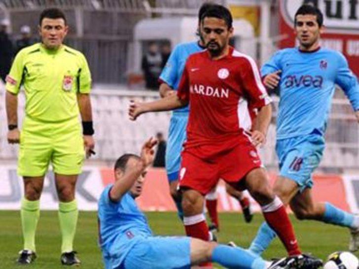 Trabzon'dan buraya kadar! 3-3