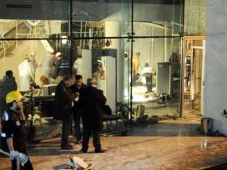 AKP bombacısı yakalandı