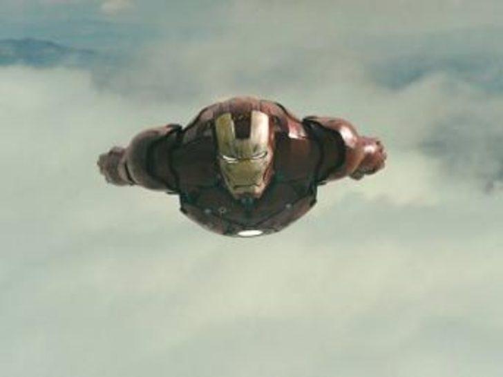 'Iron Man' geliyor