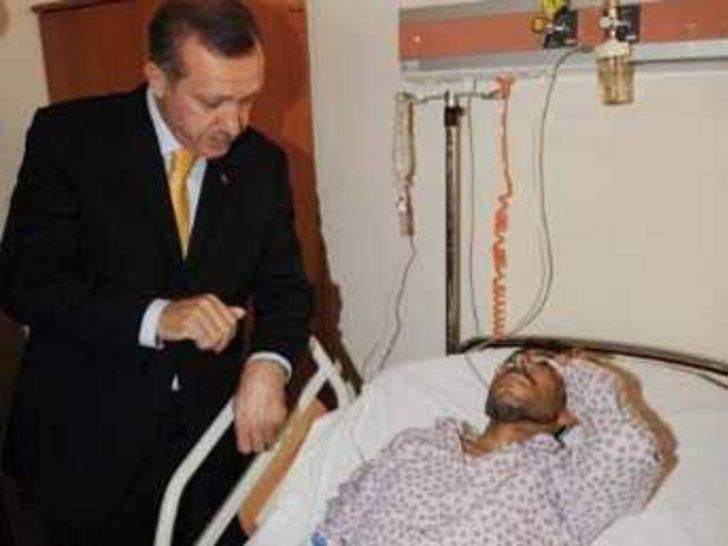 Erdoğan'ı ağlatan sahne