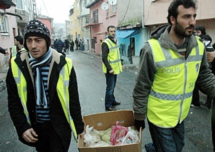 Polis'ten Hacı Hüsrev'e baskın!