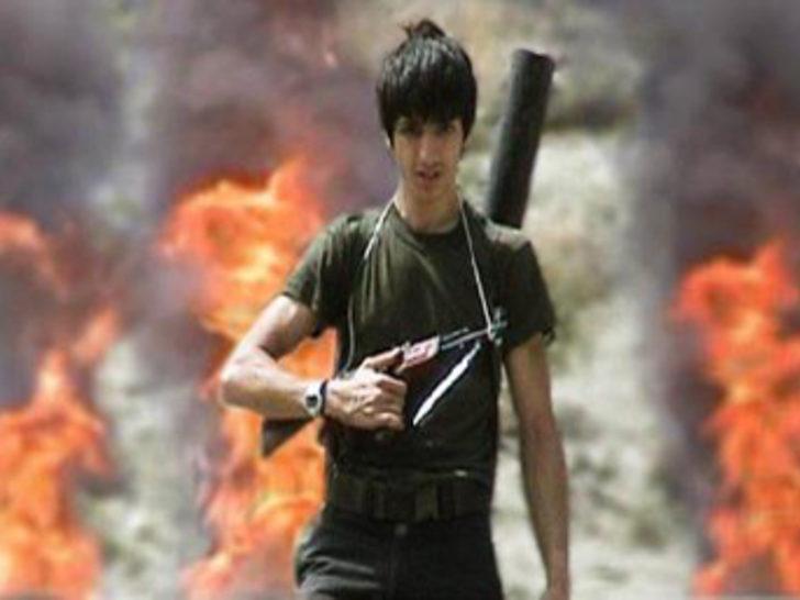 İşte Erzincanlı 'Rambo'