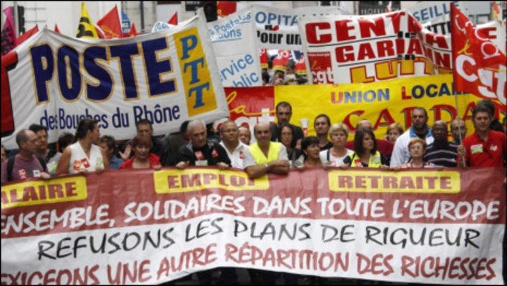 Fransa'da greve katılım oranı netleşmedi