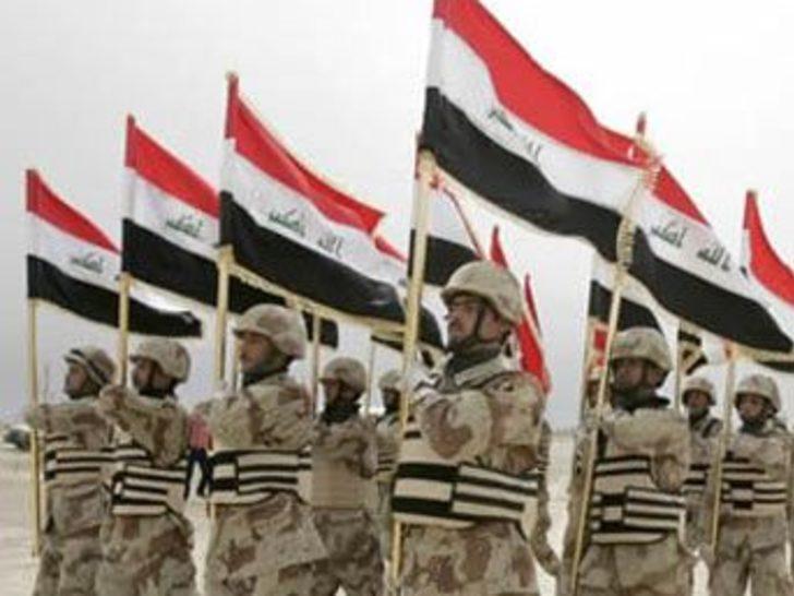 Irak ordusunu Türk subaylar eğitiyor