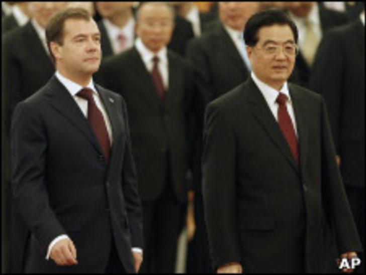 Rusya-Çin arasında yeni enerji koridorları