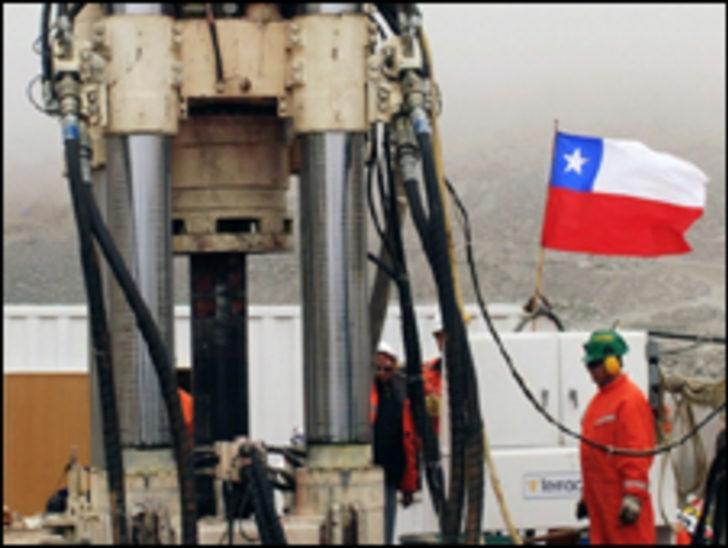 Şilili madenciler için NASA uzmanları devreye girdi