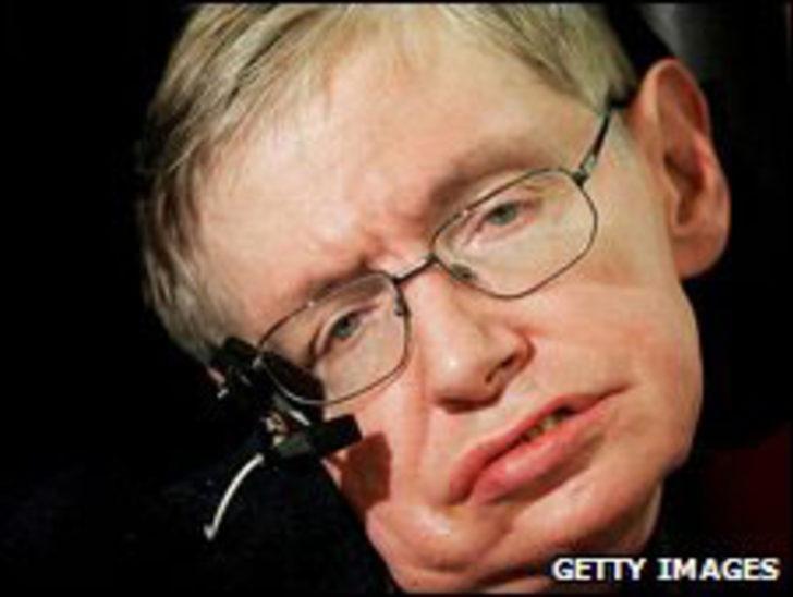'Evren'i Tanrı yaratmadı' diyen Hawking tepki uyandırdı