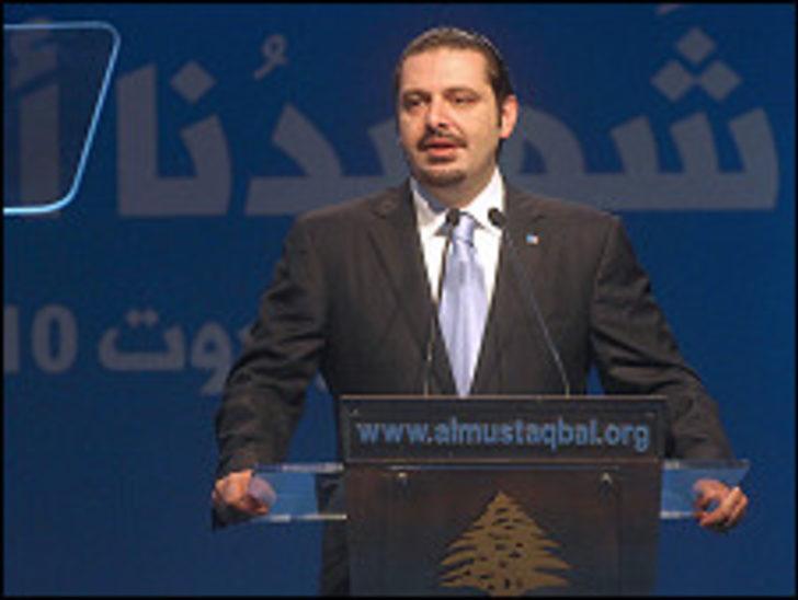 Lübnan lideri: Hariri suikasti için Suriye'yi suçlamak hataydı