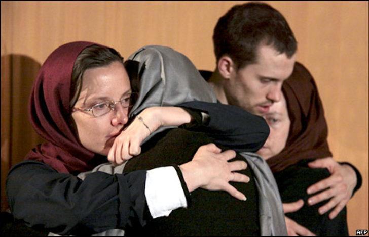 Tahran'dan gözaltındaki Amerikalıya kefalet koşulu