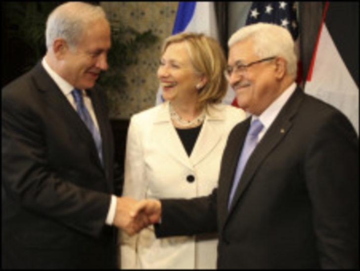 Orta Doğu barış görüşmeleri Kudüs'te devam ediyor