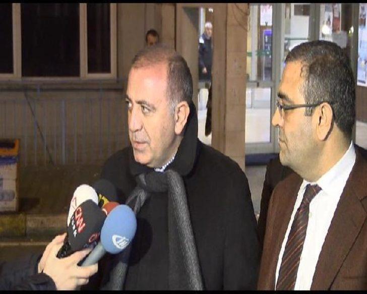 CHP'den Yaşar Kemal'e ziyaret