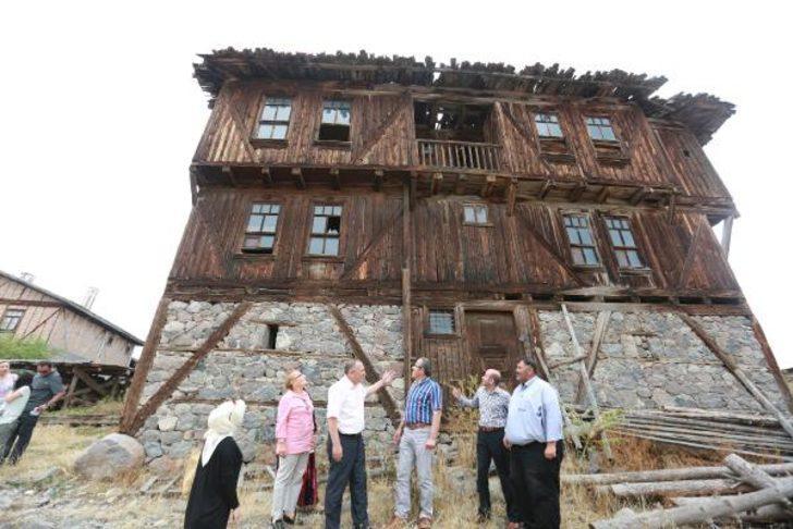 Halk kahramanı Köroğlu'nun yaşadığı köydeki konak müze olacak