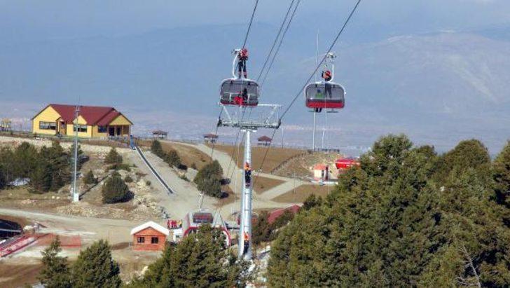 Moskova ve banliyölerinde nerede kayak yapmalı