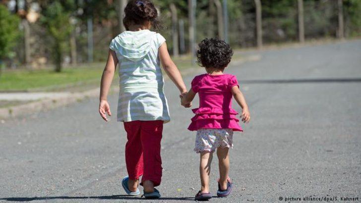 Avrupa'da 63 bin 300 çocuk tek başına