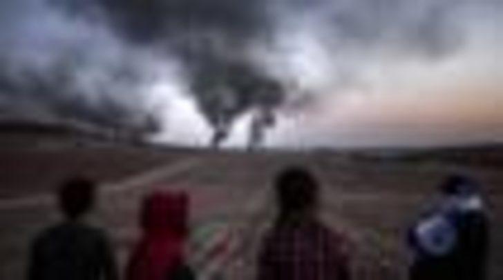 Daily Telegraph Kürtlerin IŞİD'e karşı cesareti ödüllendirilmeli