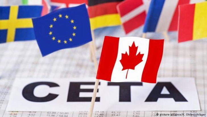 CETA'ya karşı Anayasa Mahkemesi'ne dev başvuru