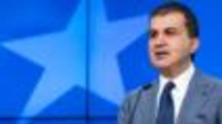 AB Bakanı Çelik: PYD ateşkes anlaşması için muhatap değil