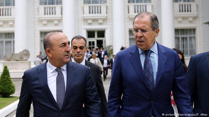 Rusya'dan Türkiye'ye Fırat Kalkanı uyarısı