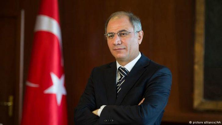 Ankara'da sürpriz istifa