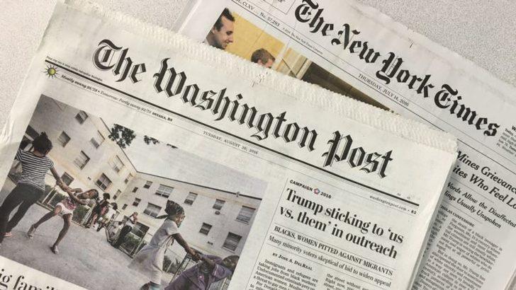 NY Times: 'ABD Savaşa Çekilebilir'