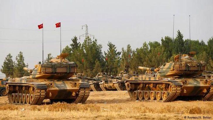 'Türkiye ABD çekilmeden saldırmayacak' iddiası