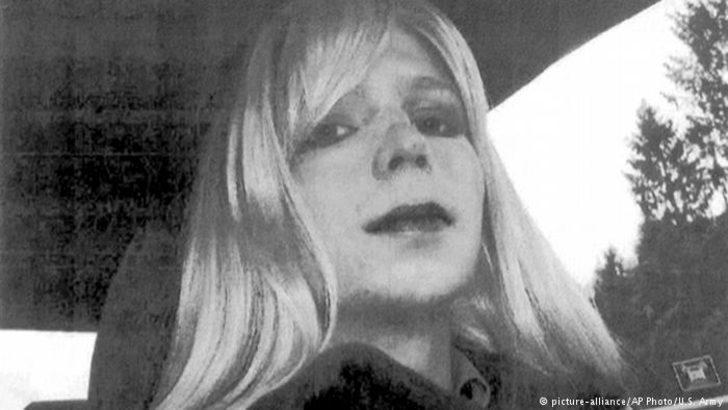 Chelsea Manning tahliye oldu