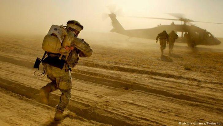 ABD Irak'a 600 asker gönderecek