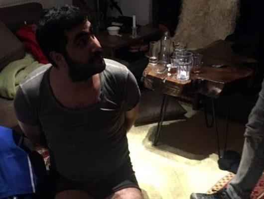 Suç örgütü lideri İsmail Altınışık lüks rezidansta yakalandı!