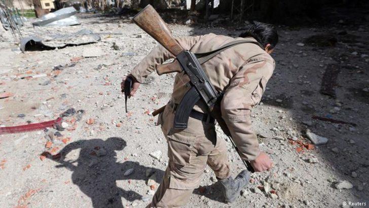 Suriye'de ateşkese rağmen çatışma