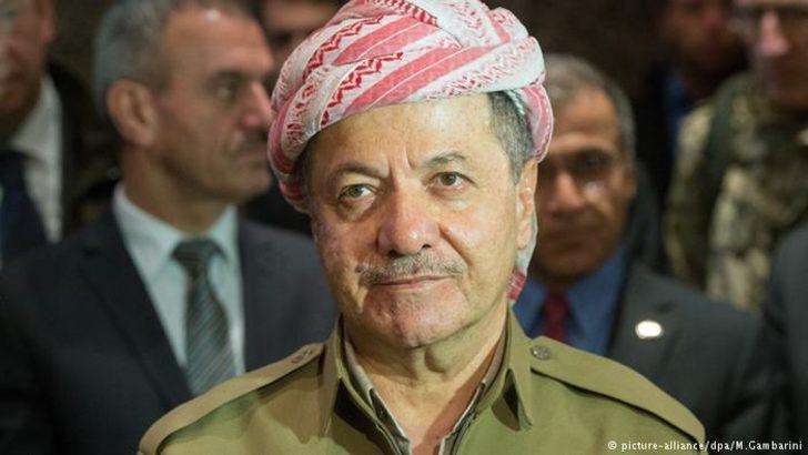 Barzani'den Fransa'ya bağımsızlık çağrısı