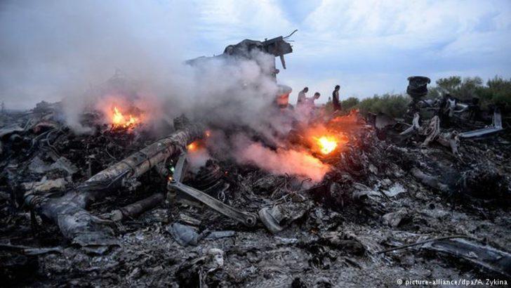 Rapor: Malezya uçağını düşüren füze Rus yapımı
