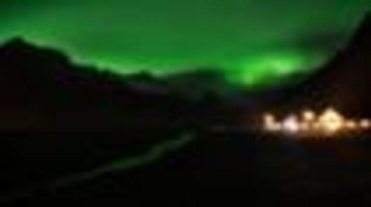 Reykjavik, Kuzey Işıkları için karanlığa gömülecek