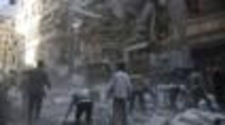 ABD'den Rusya'ya Halep bombardımanı uyarısı